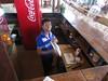Amir is also a bartender.
