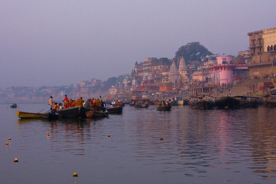 Pilgrims at Varanasi
