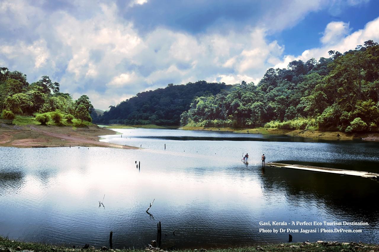 Gavi a perfect ecotourism destination, kerala by Dr Prem Jagyasi