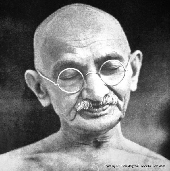 My life is my message | Mahatma Gandhi