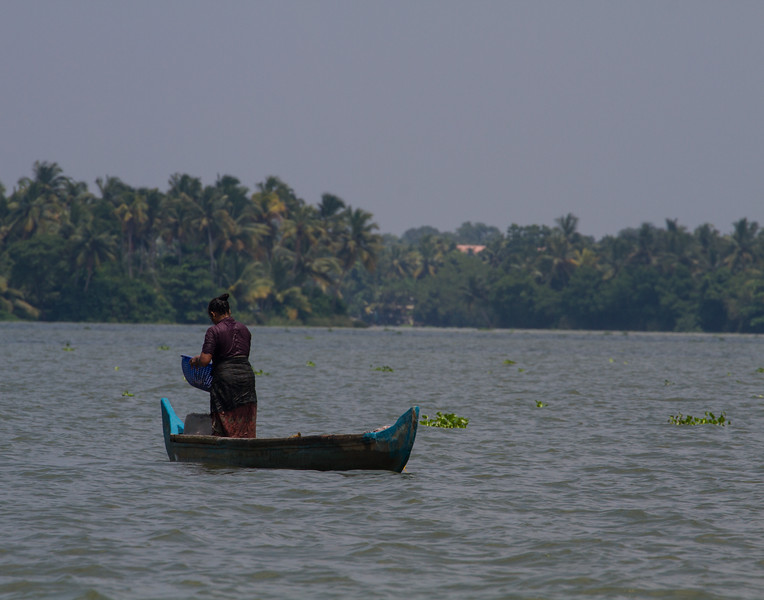 Gathering. Kerala, India.