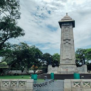 War Memorial, Chennai, Tamil Nadu