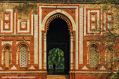 Alai Darwaza, Qutb Minar, Delhi