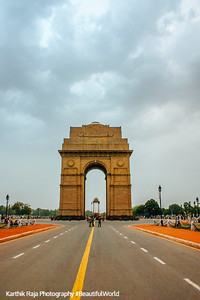 India Gate, Delhi, India