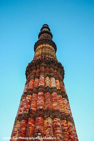 Qutb Minar, Delhi