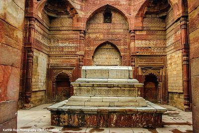 Qutb Minar, Delhi, India