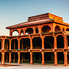 Panch Mahal, Fatehpur Sikri, India