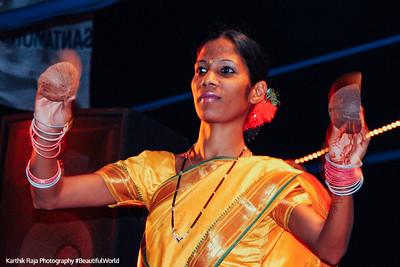 Coconut dance, Santa Monica Cruise, Mandovi River, Panjim, Goa, India