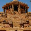 Sabha Mandap, Modhera, Sun temple, Gujarat, India