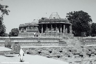 The Guda Mandap, Modhera, Sun temple, Gujarat, India