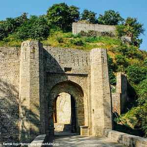 Kangra Fort, Kangra Valley, Himachal Pradesh