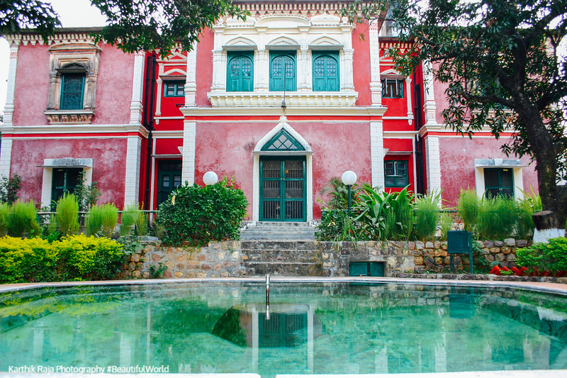 Judge's Court, Pragpur, Kangra Valley, Himachal Pradesh