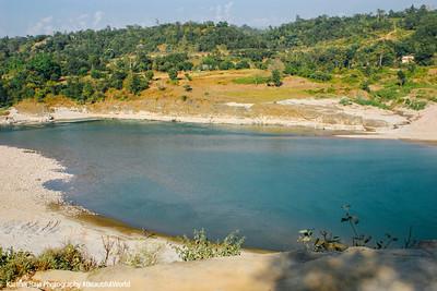 River Beas, Chamba Pattan, Kangra Valley, Himachal Pradesh