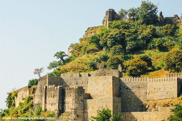 Kangra Fort, Kangra Valley, Himachal Pradesh
