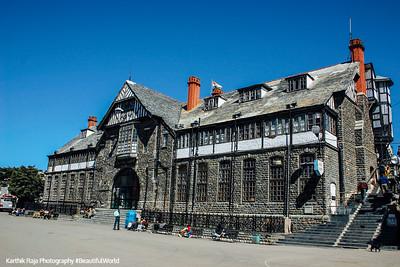 The Military HQ, Shimla, Himachal Pradesh, India