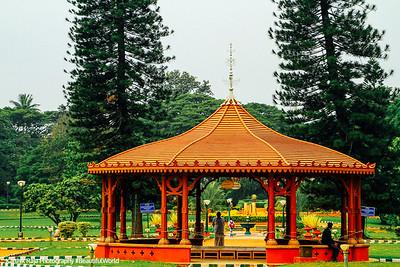 Pagoda, Lalbagh Botanical Gardens, Bangalore, Karnataka