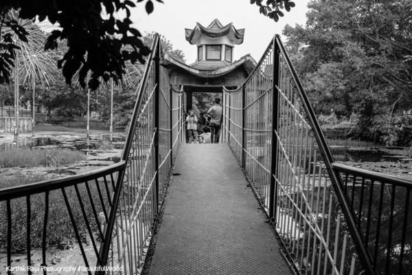 Jayamahal Park, Bangalore, Karnataka, India