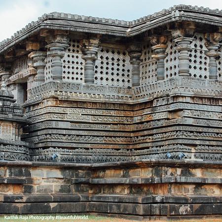 Hoysaleswara temple, Halebidu