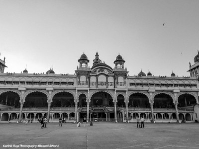 Mysore Palace, Karnataka, India