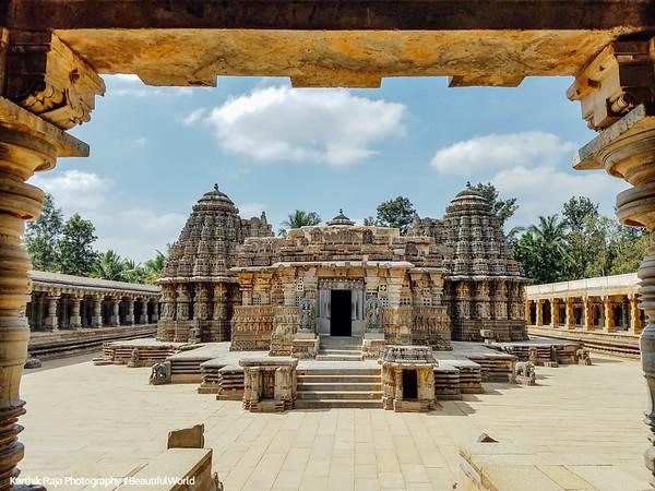 Chennakesava Temple, Somanathapura, Karnataka, India