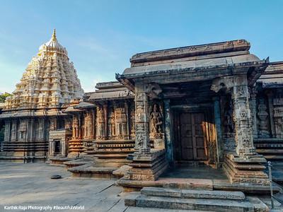 Sri Vaidhyanatheshwara Temple, Talakad, Karnataka, India