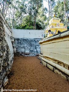 Pathaleshwara Temple, Talakad, Karnataka, India
