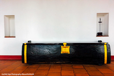 Bench, Old Lighthouse Bristow Hotel, Fort Kochi, Kerala