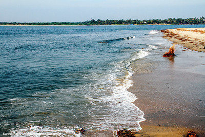Mahatma Gandhi Beach, Fort Kochi, Kerala