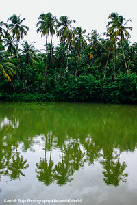 Backwaters of Kerala, Melarcode