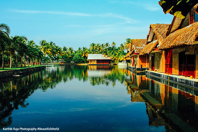 Artificial lake, Vasundhara Sarovar Premiere, Vayalar, Kerala