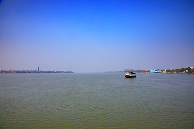 Hooghly RIver, Bhāgirathi-Hooghly, Kolkata