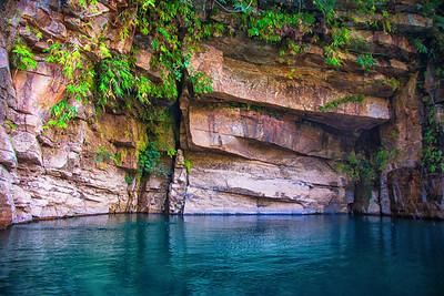 Cove, Dawki, Meghalaya - India - Bangaladesh Border
