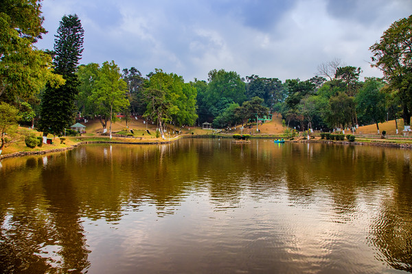 Wards Lake,Nan-Polok,  Shillong, Meghalaya