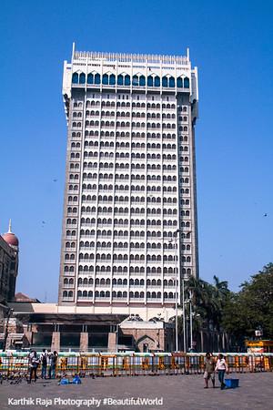 Taj Hotel, Mumbai, India