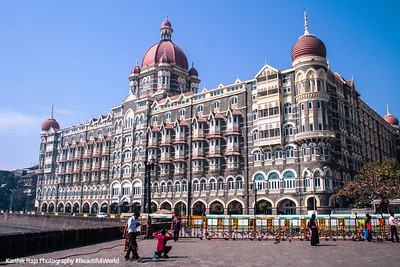 Taj Hotel, Mumbai, India