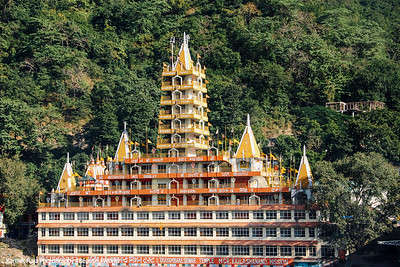 Trayambakeshwar temple, Rishikesh, Uttaranchal, India