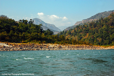Shivpuri, Ganges, Rishikesh, India