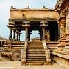 Periya Nayaki Amman temple, Airavateswara temple, Rajaraja Chola II, 12th century AD, Darasuram, Tamil Nadu, India