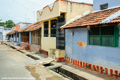 Village, Dharapuram, Tamil Nadu, India