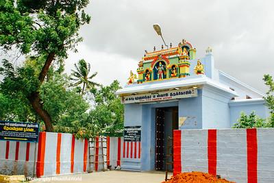 Hanuman Temple, Dharapuram, Tamil Nadu, India