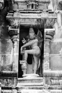 Kailasnatha temple, Kanchipuram, India