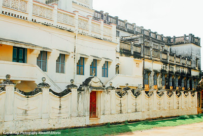 Kottaiyur house, 1000 windows, Karaikudi, India