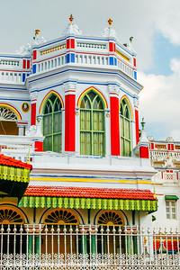Maharaja Palace, Chettinad Palace, Kanadukathan, Karaikudi, India
