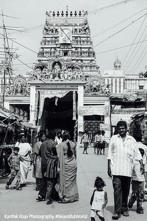 Swamimalai temple, Kumbakonam, India