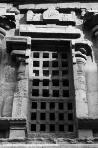 Grill door, Sarangapani Temple, Kumbakonam, India