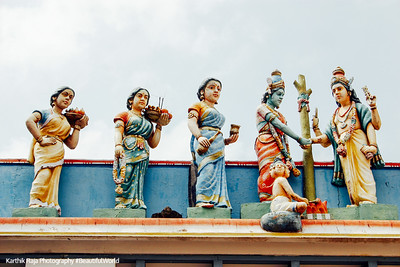 Valli wedding, Swamimalai temple, Kumbakonam, India