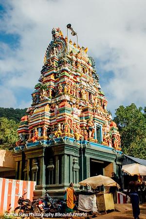 Pazhamudhircholai Temple, Madurai, India