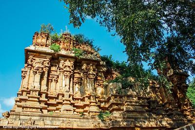 Azhagarcoil architecture, Madurai, India