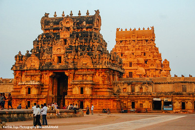 Brihadeeswara Temple, Thanjavur, Tamil Nadu, India
