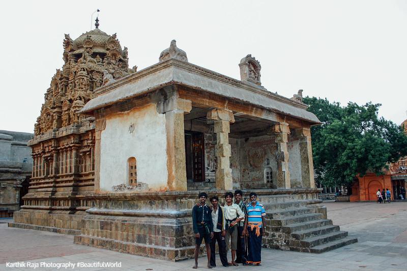 Brihadeeswara Temple, Thanjavur, Tamil Nadu, India